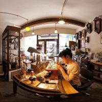 フジヤ子鹿時計店