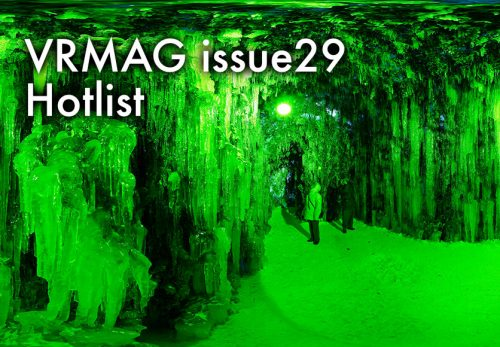 VRMAG issue29:Hotlist
