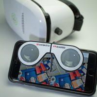 iPhone+VRグラス